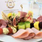 meniu nunta 58 euro aperitiv almira ballroom
